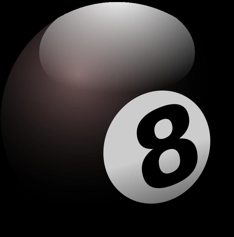 8 Ball Clipart