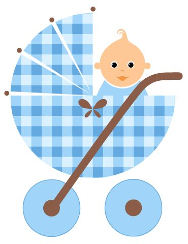 Baby Boy Images Clip Art--0