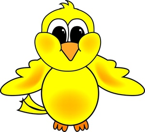 - Baby Chick Clip Art