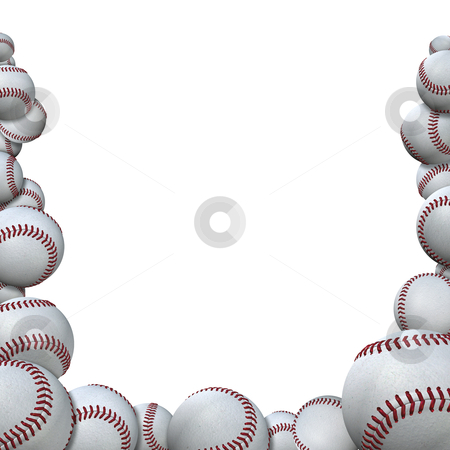 - Baseball Border Clipart
