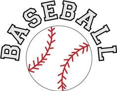 Baseball Images Clip Art--6
