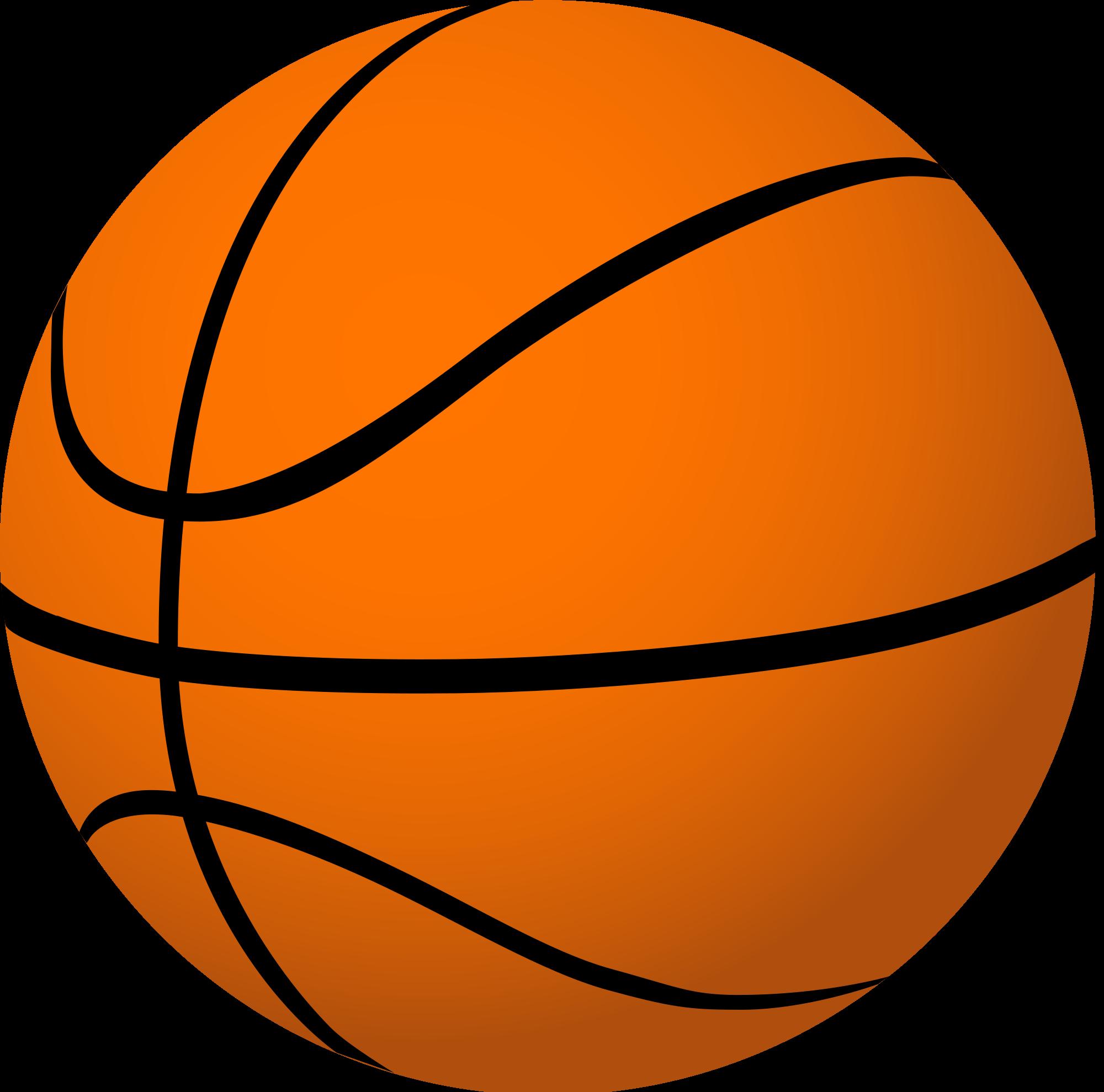 Basket Ball Clip Art--4
