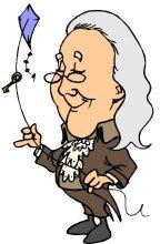 Benjamin Franklin Clipart--7