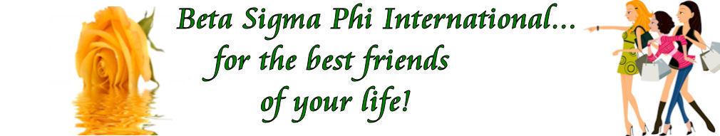 - Beta Sigma Phi Clip Art