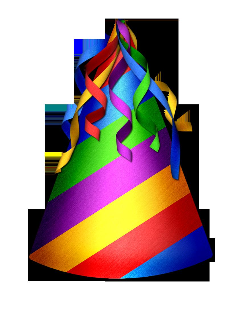 Birthday Hat Clipart--0