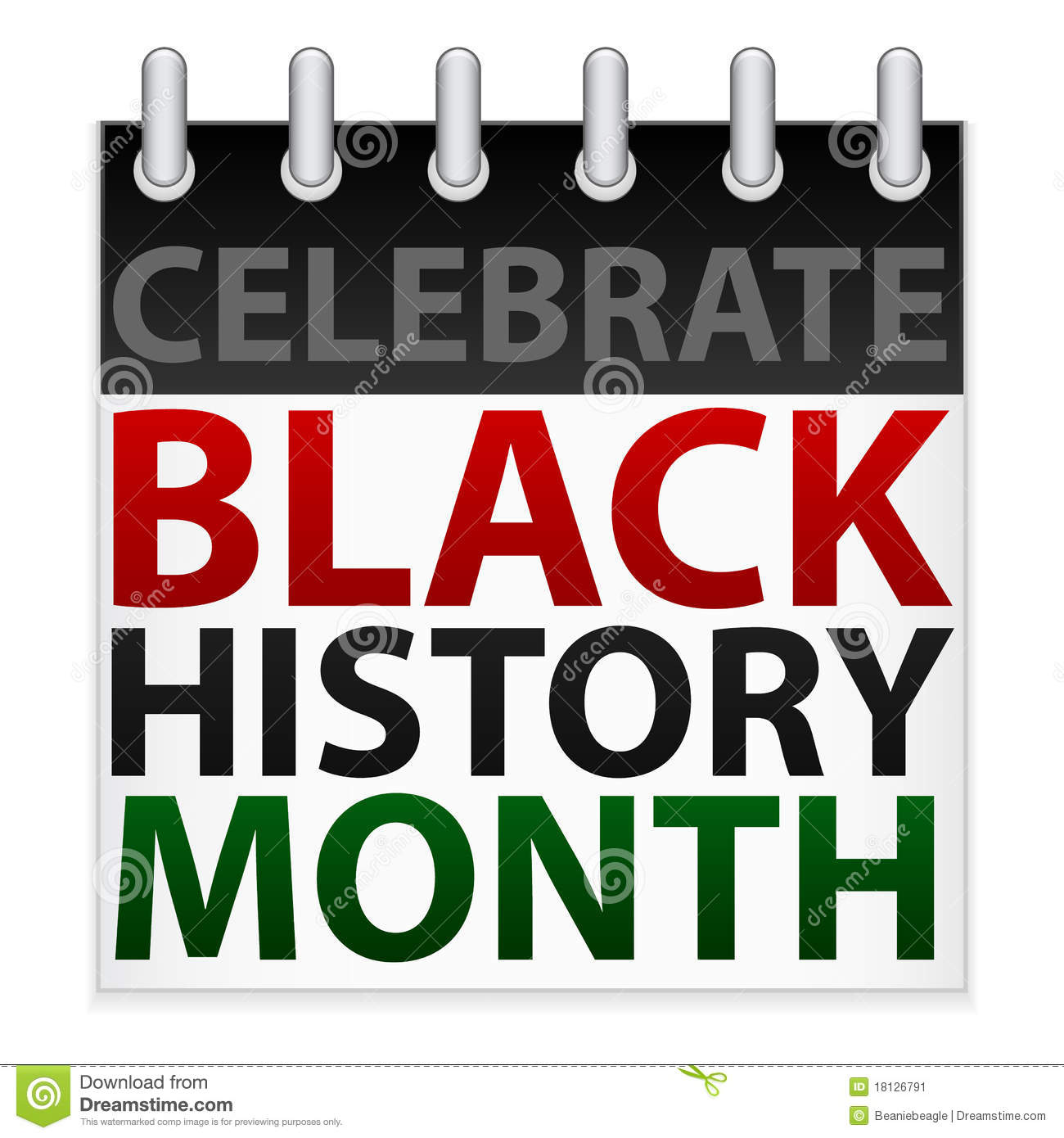 Black History Clipart--15