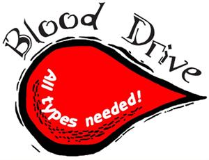 Blood Drive Clip Art--0