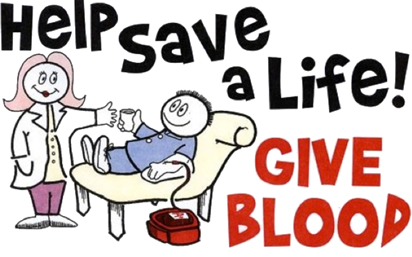 - Blood Drive Clip Art