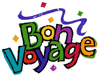 Bon Voyage Clip Art--0