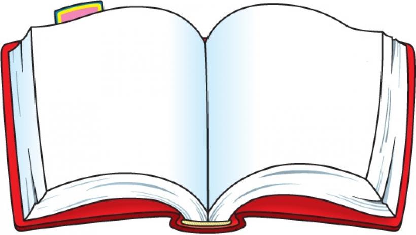 Book Clipart--9