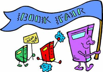 Book Fair Clip Art--0