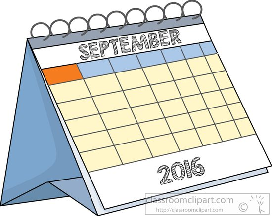 Calender Clipart--14