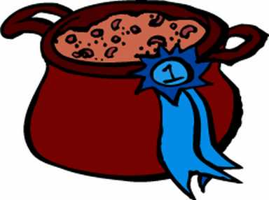 Chili Cook Off Clipart--1