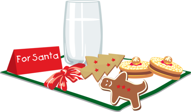 Christmas Cookie Clip Art--0