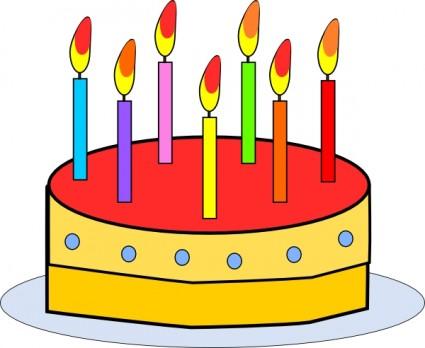- Clip Art Cake