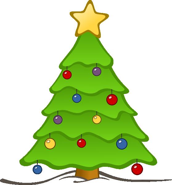 Clip Art For Christmas--1