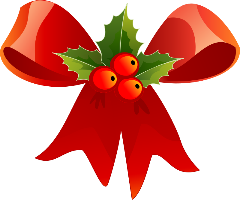 Clip Art For Christmas--2