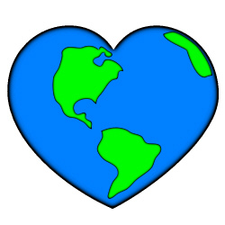 Clip Art Of Earth--0