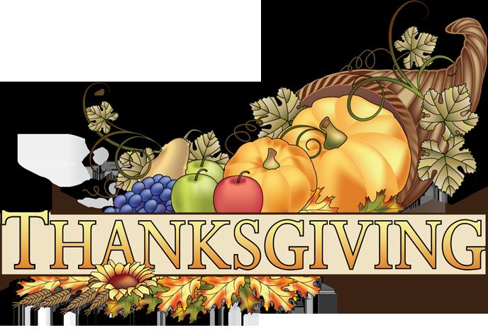 Clip Art Thanksgiving--7