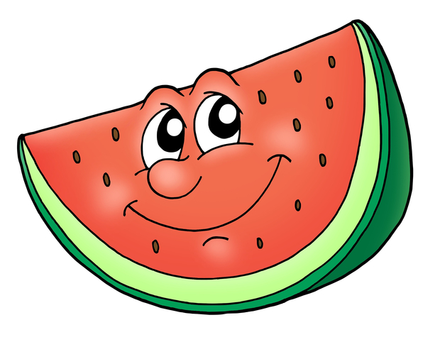 Clip Art Watermelon