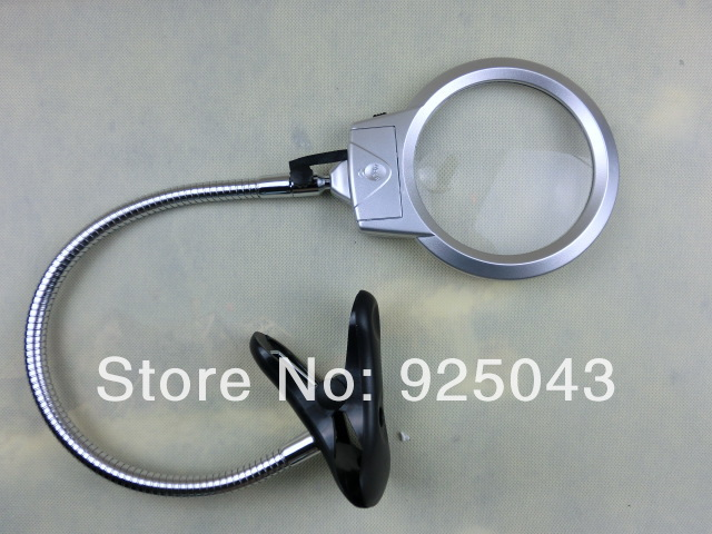 Clip On Magnifying Glasses--1