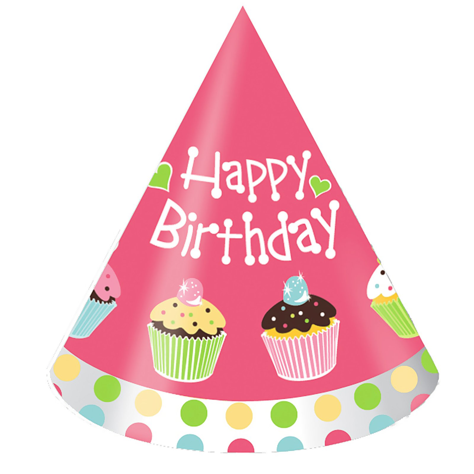 Clipart Birthday Hat--19