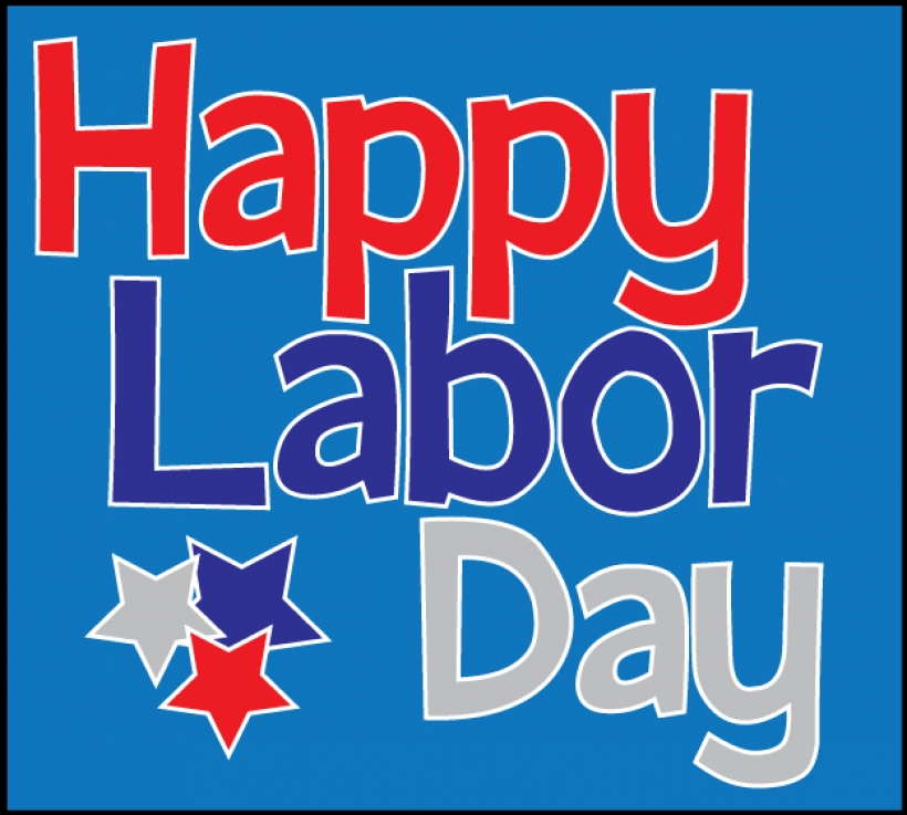 Clipart Labor Day--8