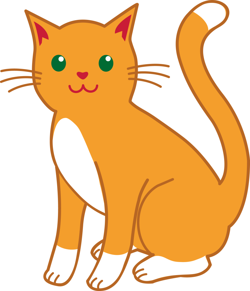 Clipart Of Cats--0