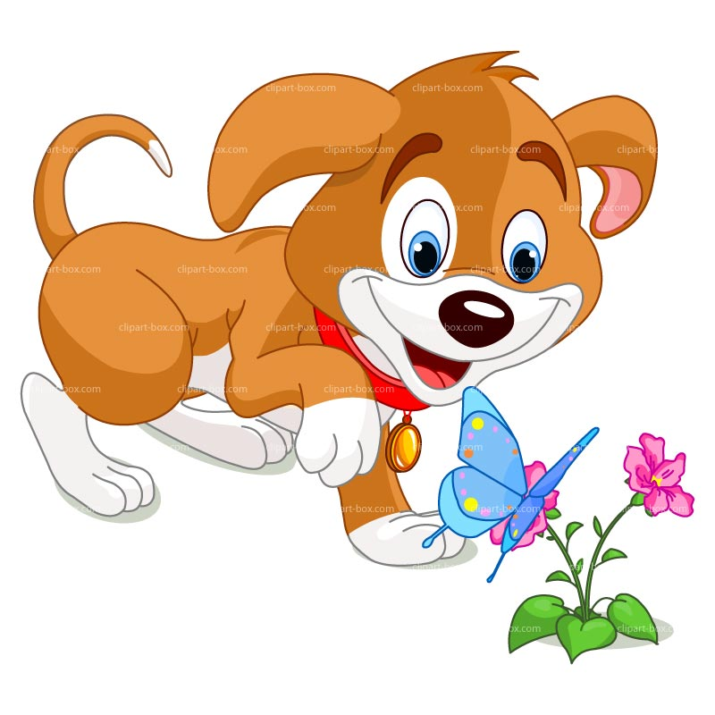 Clipart Of Dogs--14