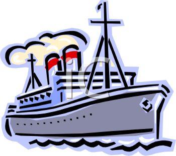 Clipart Ship
