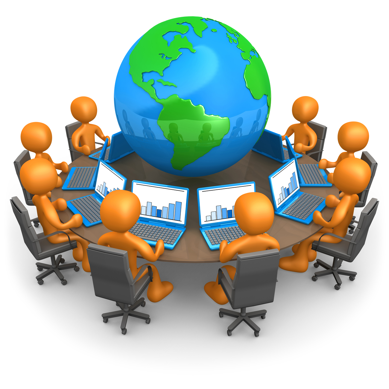 Conference Clipart