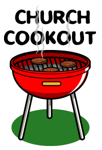 - Cook Out Clip Art