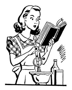 Cookbook Clip Art--19