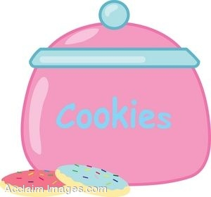 Cookie Jar Clip Art