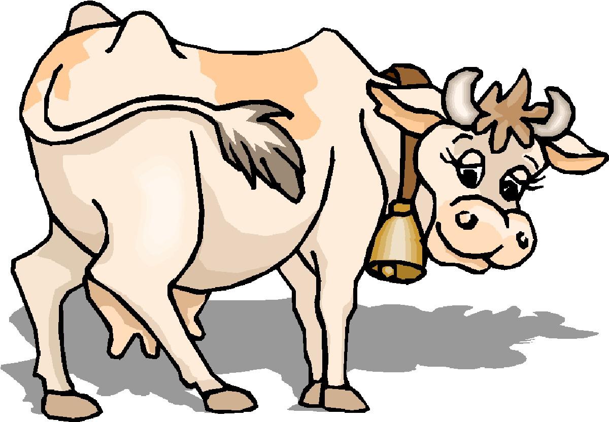 Cow Clip Art--0