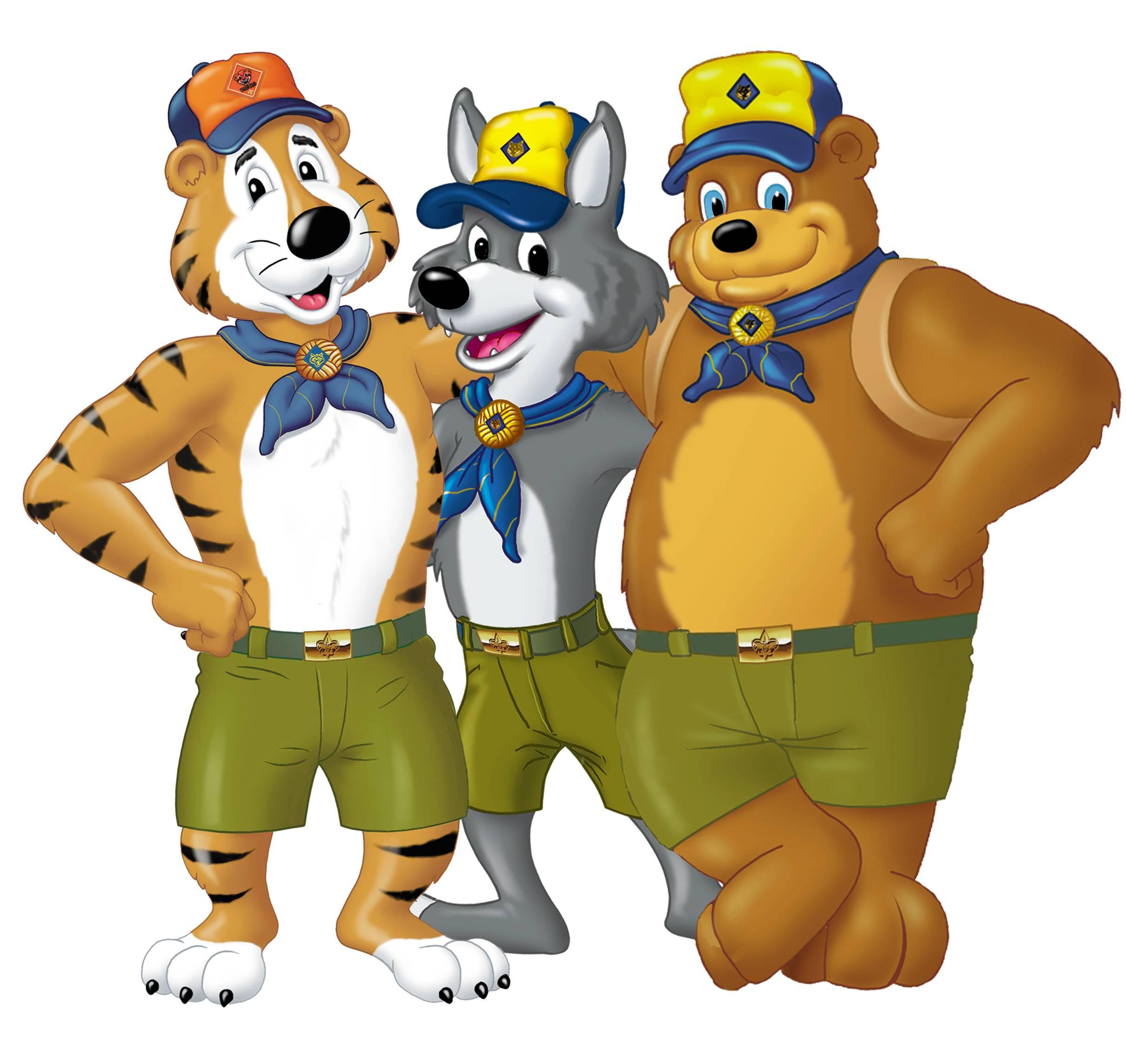 Cub Scouts Clip Art