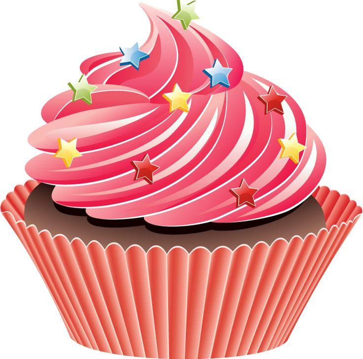 Cupcake Clipart--1