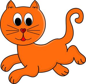 Cute Cat Clip Art