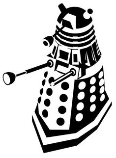 Doctor Who Clipart--2