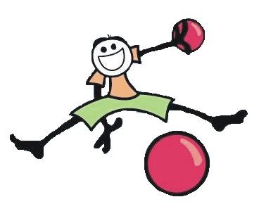 Dodgeball Clip Art