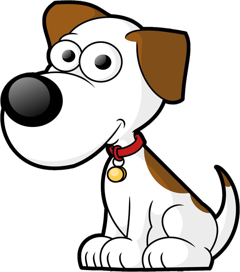 Dog Images Clip Art--1