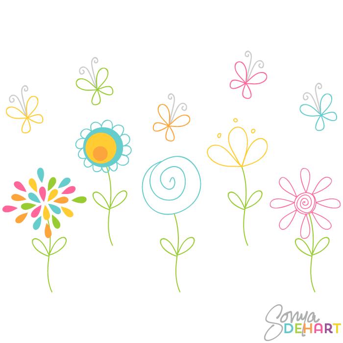 Doodle Clipart--0