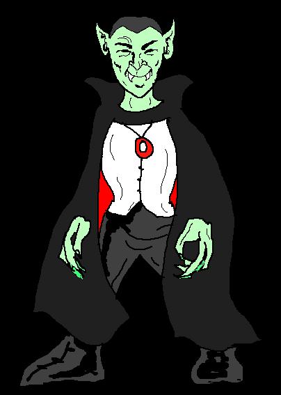 Dracula Clip Art