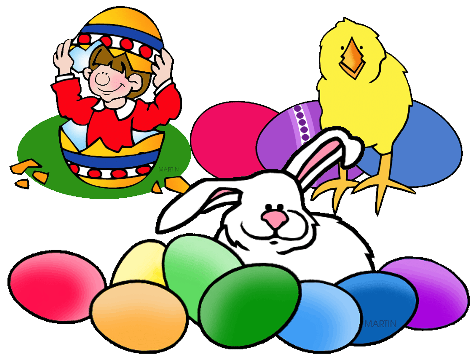 Easter Clip Art Pictures--7