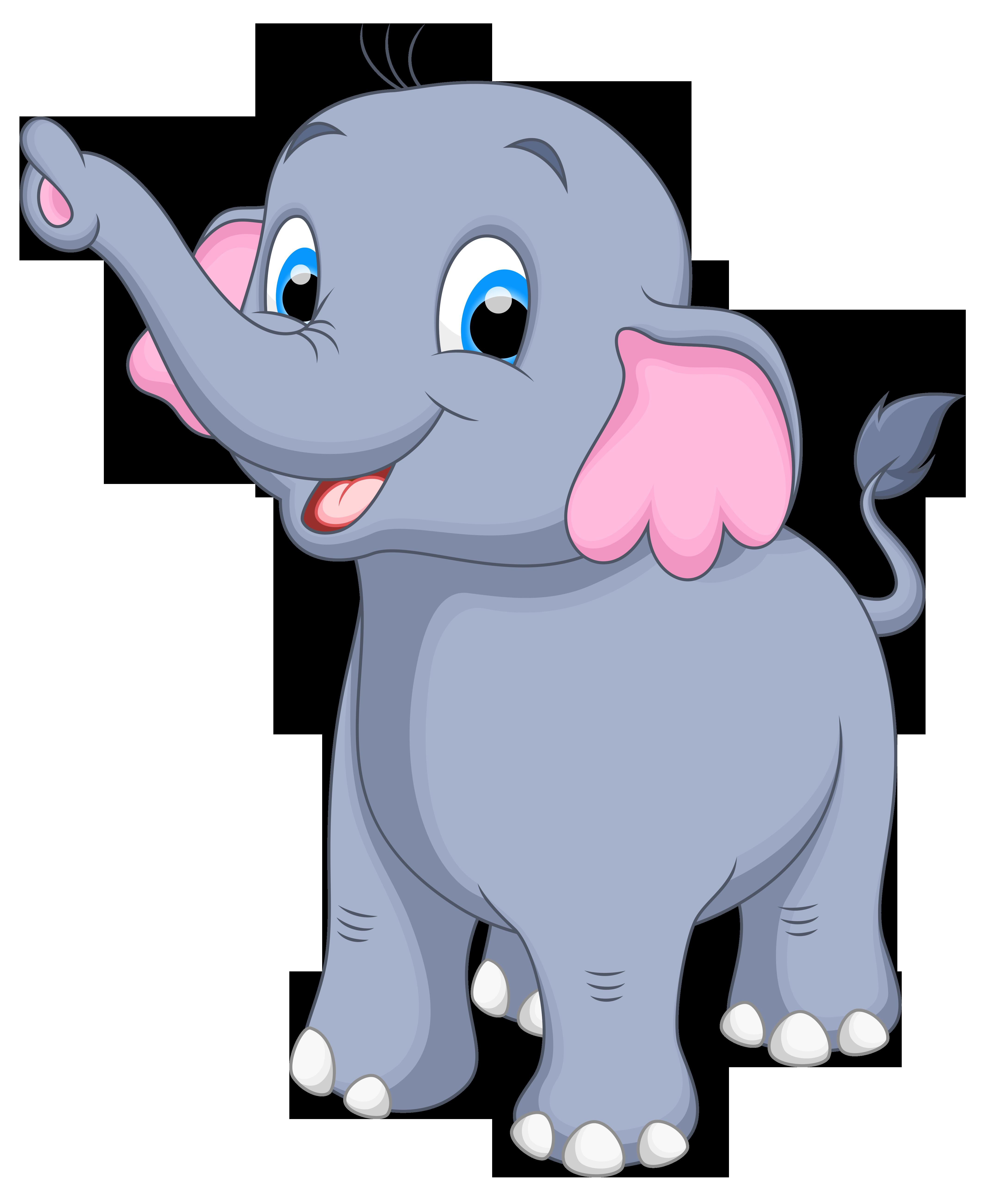 Elephant Clipart--1