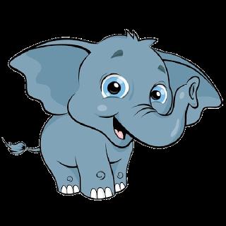 - Elephants Clip Art