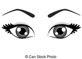 Eyes Clip Art--0