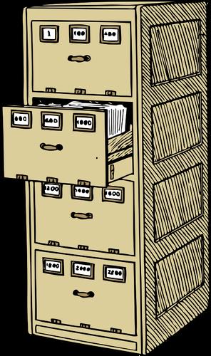 File Cabinet Clip Art