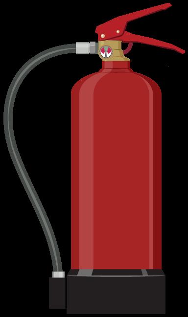 Fire Extinguisher Clip Art