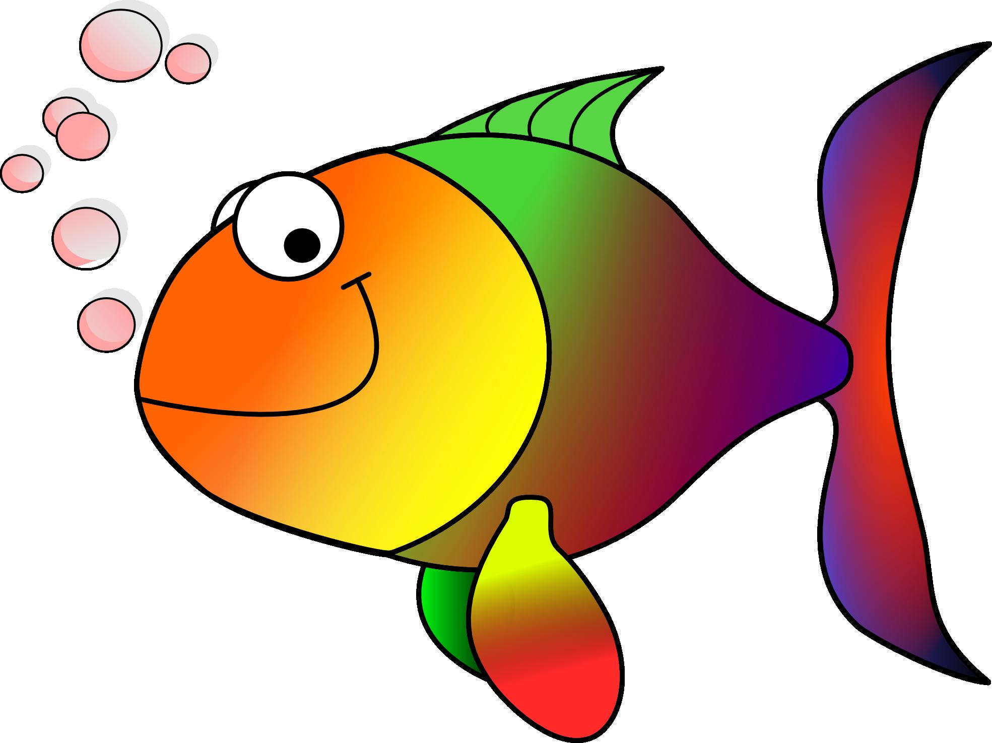 Fish Clip Art--0